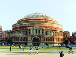 Albert Hall (image courtesy of The Royal Albert Hall/Marcus Ginns)